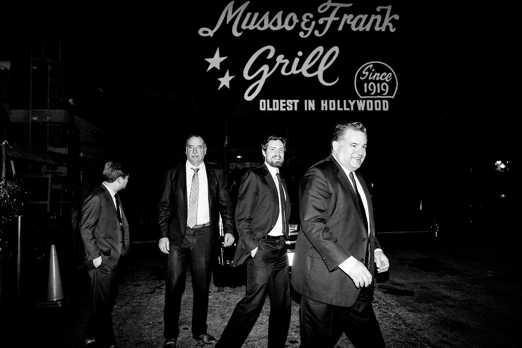 MUSSO & FRANK - HOLLYWOOD