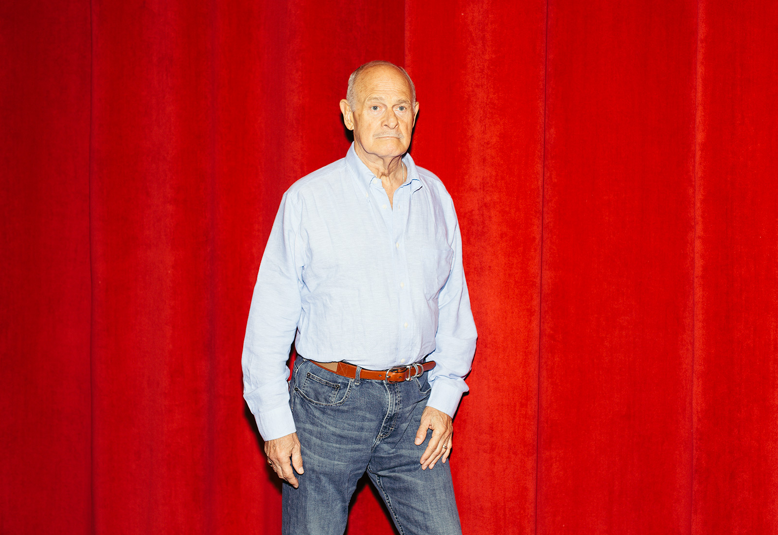 GERALD MCRANEY - EMMY MAGAZINE