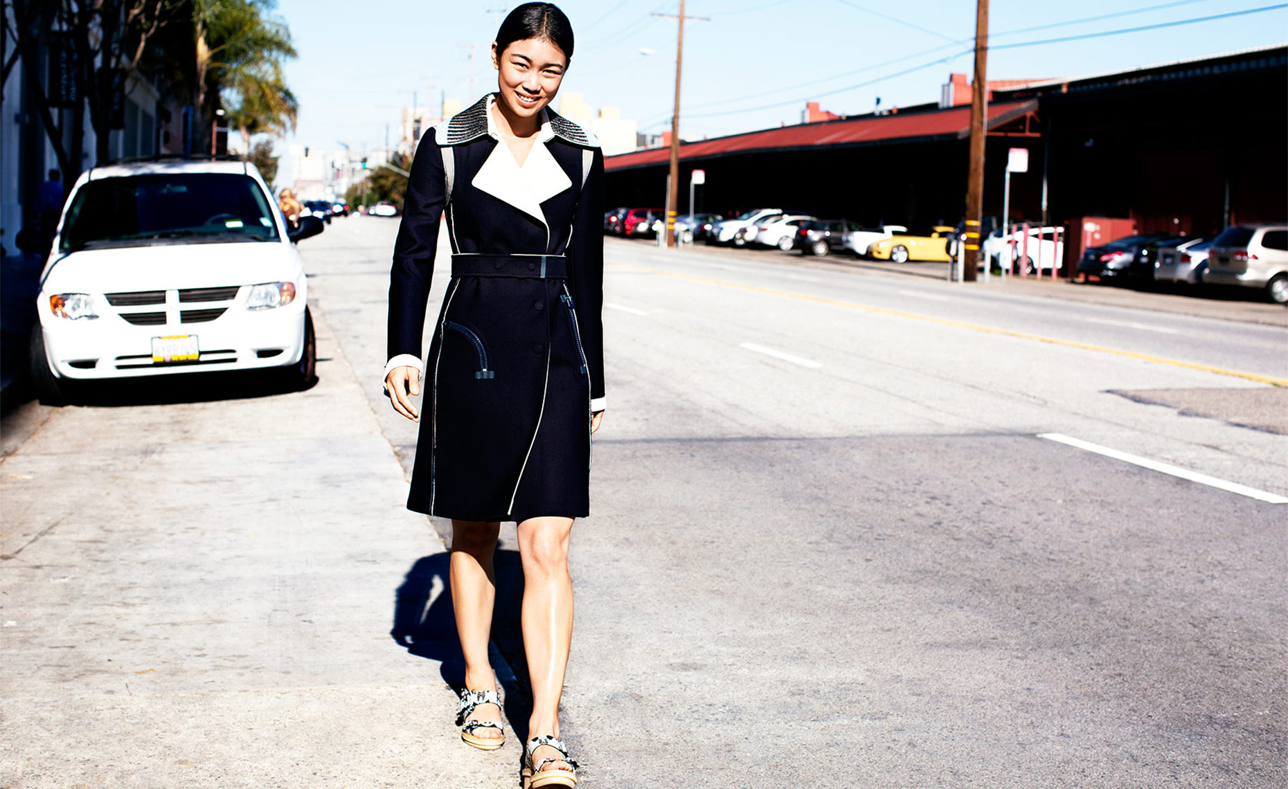 TRACY CHOU  - VOGUE (US)